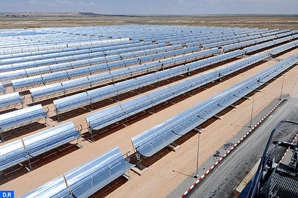 Energie-solaire-Maroc