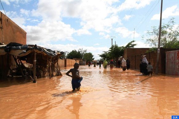 inondations Oughanda
