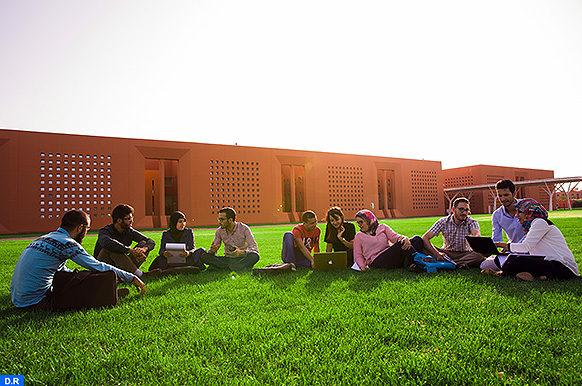 universite mohammed VI-M1 ECOL