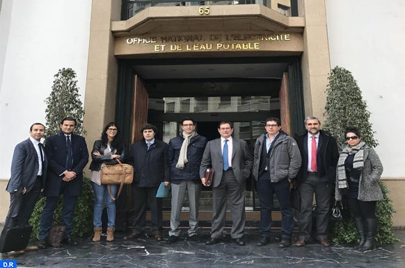 Cinq entreprises andalouses des énergies renouvelables prospectent les opportunités d'affaires au Maroc