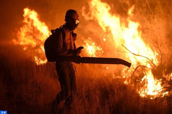 les incendies de forêts en AUstralie coûte des millions de dollars australiens