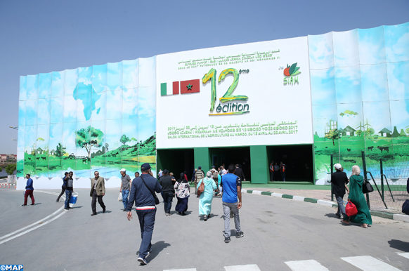 Siam 2017 Attracted Some 810000 Visitors Official Map Ecology