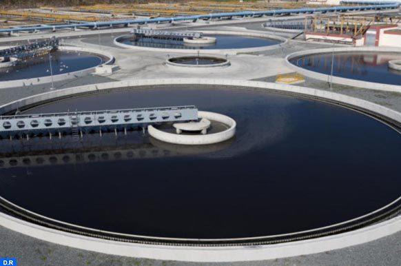 station de traitement des eaux usées d'Opole