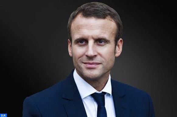 Emmanuel-Macron -Eco
