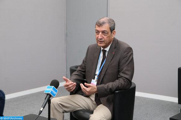 Le Commissaire de la COP22, M. Abdeladim Lhafi accorde, dimanche (06/11/16) à Marrakech, un entretien  à la MAP, à l'issue de la COP22