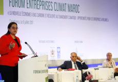 Forum entreprise climat Maroc à Casablanca-M1