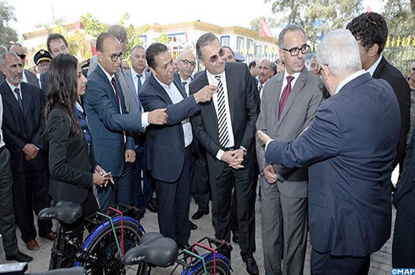 Inauguration d'une Station Electromobilité_M ECO