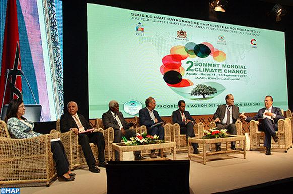 Agadir - acteurs non-étatiques font l'état des lieux avant la COP23 -M-