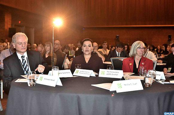 Lalla Hasnaa-9ème Congrès mondial WEEC 2017-M ECOLOGY