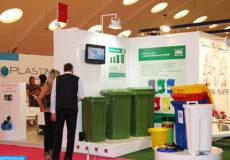 """Le salon international des équipements, des technologies et des services de l'environnement ''Pollutec Maroc"""", ouvre ses portes, mercredi, (03/10/12) à la foire internationale de Casablanca."""