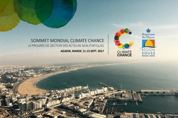 Sommet Climate chance à Agadir Ecology