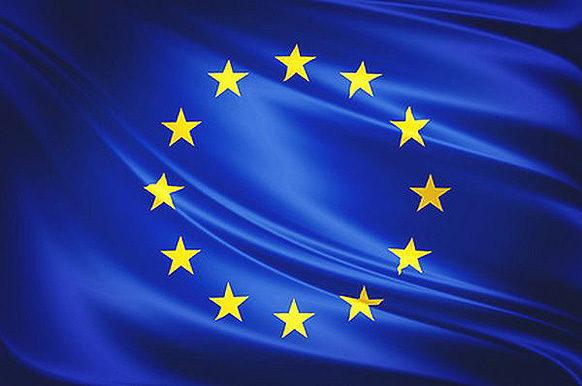 Simbol flag of european union