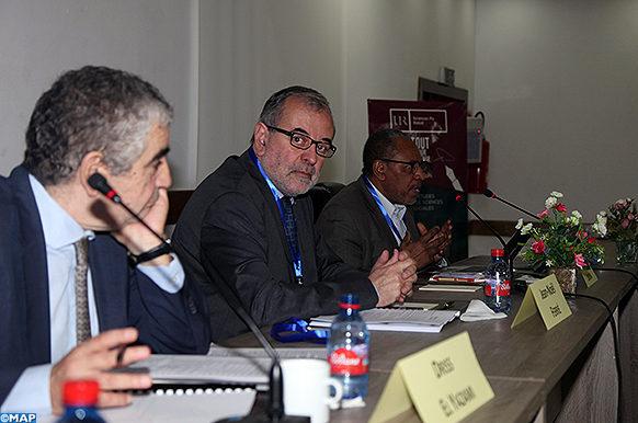 Colloque gouvernance climatique en Afrique - MAP ECO
