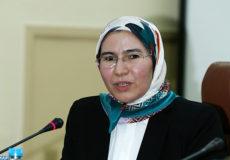Nezha El Ouafi secrétaire d'État auprès du ministre de l'Énergie, des mines et du développement durable, chargée du développement durable
