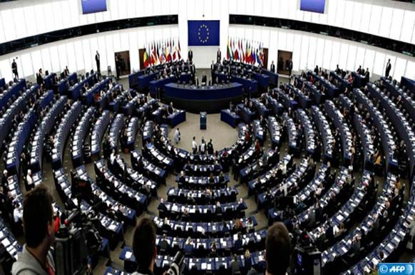 Parlement europeen ecology copier
