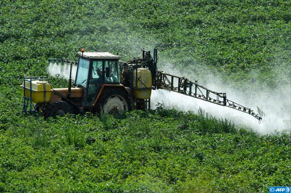 l'herbicide controversé glyphosate