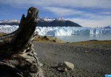 zones de glaciers Argentine
