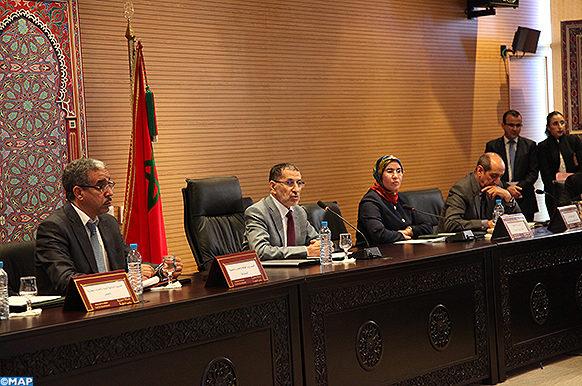 1ère Rencontre sur la Stratégie Nationale de Développement Durable-ECOLOGY
