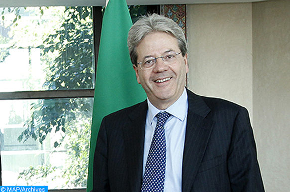 Le ministre des Affaires étrangères et de la Coopération, Salaheddine Mezouar s'est entretenu, mardi (27/01/15) à Rabat, avec son homologue italien, Paolo Gentiloni des moyens de renforcer la coopération bilatérale dans tous les domaines.