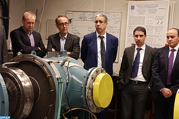 délégation marocaine en visite de prospection à Stockholm - MAP ECO