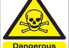 produits chimiques nocifs