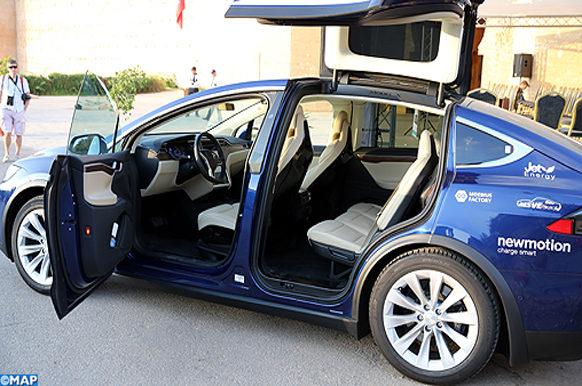voitures-électriques-flambeau-COP22-M