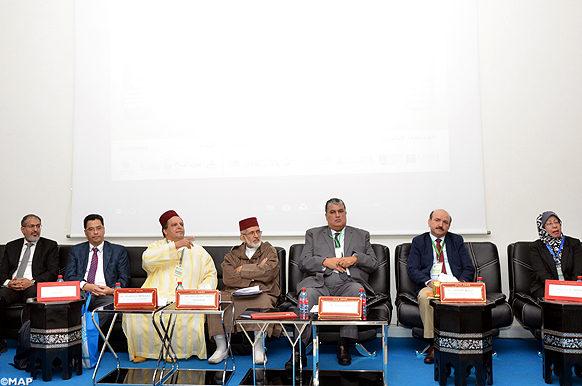 """Ouverture, lundi (04/12/17) à Agadir, des travaux d'une conférence, sous le thème : """"La finance islamique et le développement durable : vers un nouvel écosystème de création de valeur"""" avec la participation d'experts, professionnels et universitaires marocains et étrangers."""