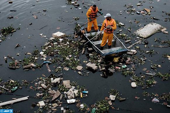 روسيا توقع على قرار للأمم المتحدة ينص على القضاء على التلوث الناجم