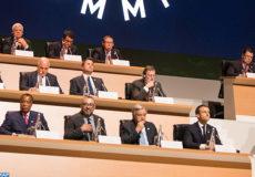 SM le Roi - Sommet international sur le climat 'One Planet Summit -Eco2