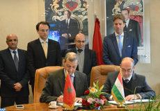 Signature Haut Commissariat- Eaux et Forêts-Lutte Contre la Désertification -ECOL
