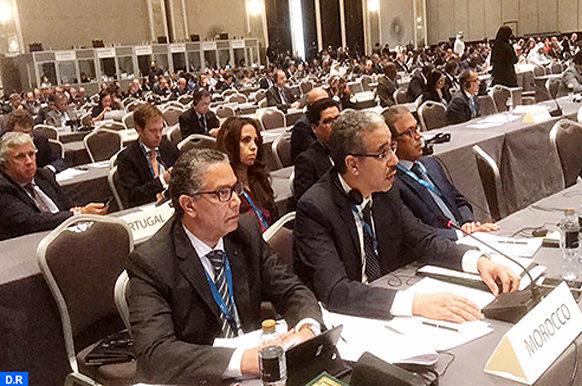 Abu Dhabi 8è assemblée générale IRENA-ECO