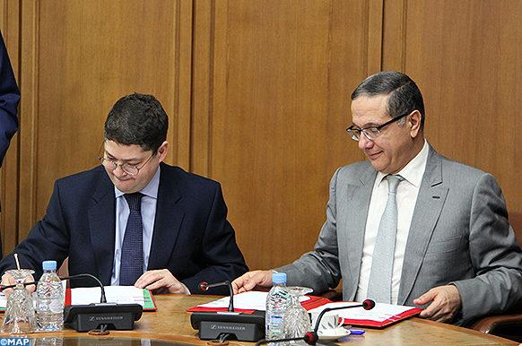 Maroc - BERD signature mémorandum d'entente - MAP ECO