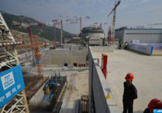 réacteurs nucléaires EPR de Taishan