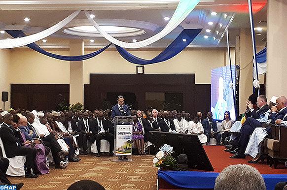 Bamako Congrès de l'AAE- MAPECOLOGY