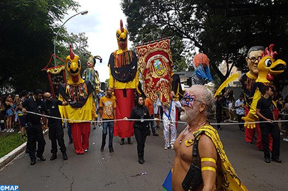 Brésil - carnaval - héritage culturel intergénérationnel - ecology