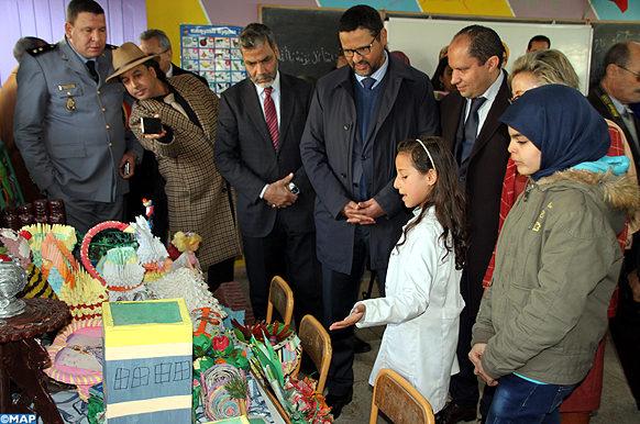 Mohammedia écoles écologiques environnement-ECO
