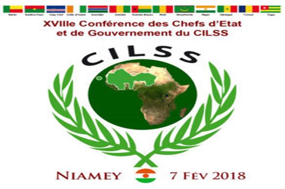 Sommet des chefs d'État et de gouvernement du CILSS à Niamey
