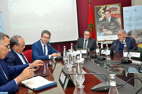 Agadir projet plantation arganier-ECO