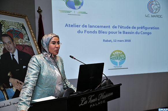 El Ouafi - Etude préfigurative du Fonds Bleu - Bassin du Congo - MAP ECO
