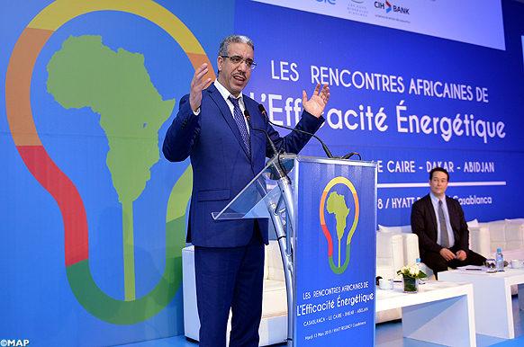 casablanca 3è édition  rencontres africaines efficacité énergétique-ECO