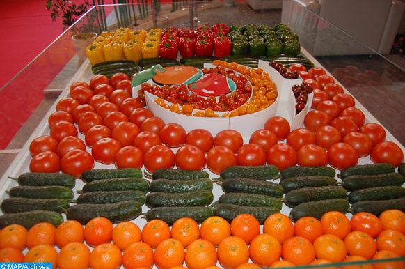 Ouverture de la 11 ème édition du Salon international de la filière fruits et légumes (SIFEL Maroc) à Aït Melloul