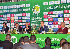conférence- marathon international vert d'Agadir -ECO