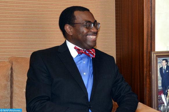Le chef de gouvernement, Abdelilah Benkirane, reçoit, mercredi (20/07/16) à Rabat, le président du groupe de la Banque africaine de développement (BAD), Akinwumi Adesina.