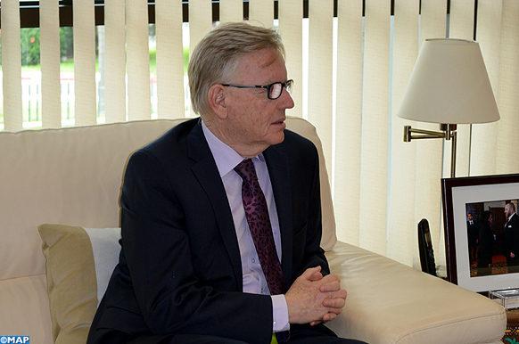 Directeur executif du Fonds vert pour le climat -Eco