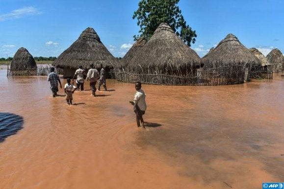 Inondations Kenya
