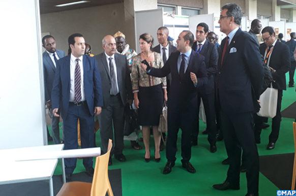 Ouverture à Yamoussoukro-2ème édition -Green Africa Innovation Booster-M ECO