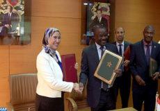 Signature - El ouafi - homologue nigérian -M copier