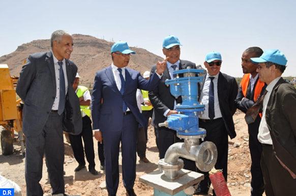projets eau potable Zagora et Ouarzazate ECO