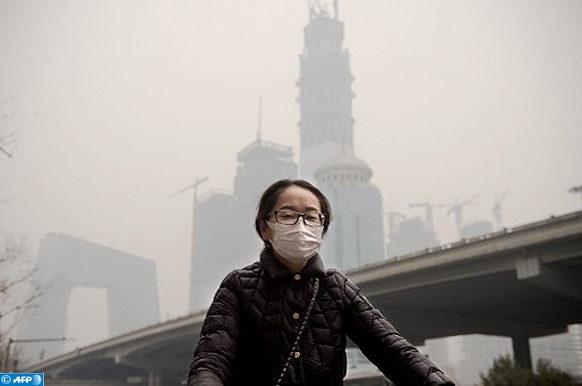 الصين تخصص 3 73 مليار دولار أمريكي لمنع تلوث الهواء Map Ecology