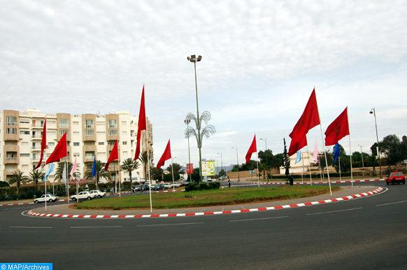 Agadir s'offre une cure de jouvence à la veille du Mondial des clubs de la FIFA 2013. (MAP/Agadir)